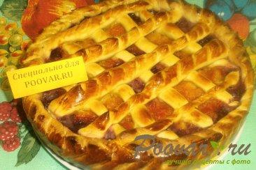 Пирог с вишней и тыквой Шаг 10 (картинка)
