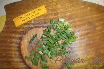 Салат из редиса с брынзой и курицей Шаг 5 (картинка)