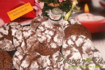 Печенье с какао Изображение