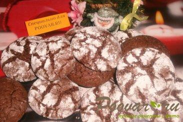 Печенье с какао Шаг 12 (картинка)