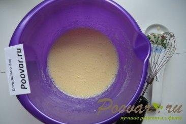 Мандариновый кекс с белково заварным кремом Шаг 3 (картинка)