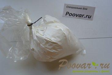 Мандариновый кекс с белково заварным кремом Шаг 10 (картинка)