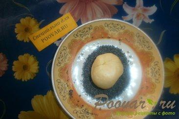 Шарики с оливками Шаг 12 (картинка)