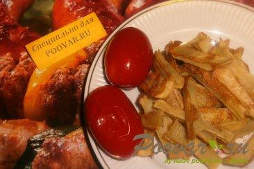 Картофель без масла в духовке Шаг 7 (картинка)