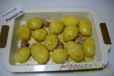 Картофель запеченный в духовке Шаг 3 (картинка)