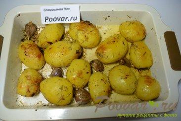 Картофель запеченный в духовке Шаг 4 (картинка)