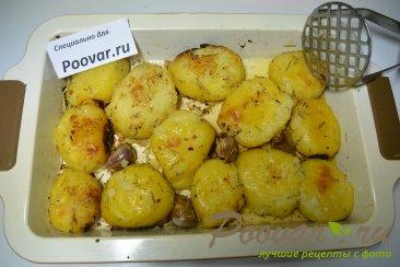 Картофель запеченный в духовке Шаг 5 (картинка)