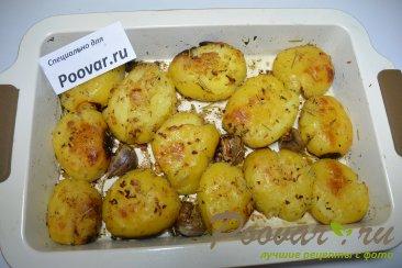 Картофель запеченный в духовке Шаг 6 (картинка)