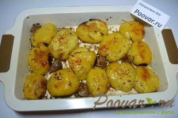 Картофель запеченный в духовке Шаг 7 (картинка)
