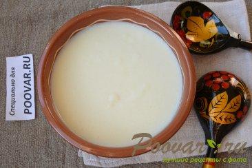 Каша манная на молоке Шаг 6 (картинка)