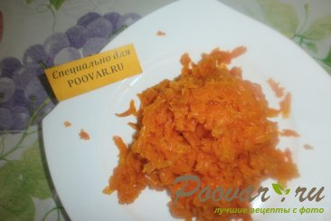 Куриные котлеты с морковью Шаг 2 (картинка)