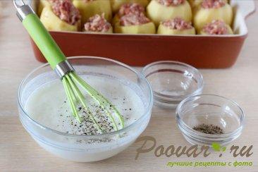 Фаршированный картофель в духовке Шаг 8 (картинка)