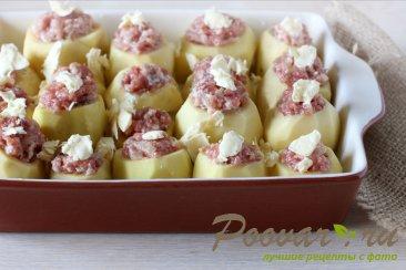 Фаршированный картофель в духовке Шаг 9 (картинка)