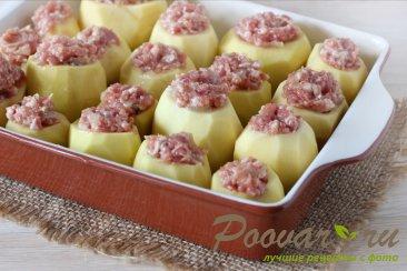 Фаршированный картофель в духовке Шаг 7 (картинка)