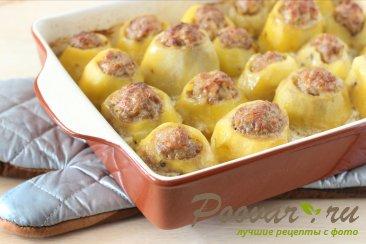 Фаршированный картофель в духовке Шаг 11 (картинка)