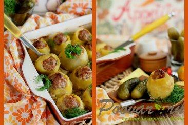 Фаршированный картофель в духовке Шаг 13 (картинка)