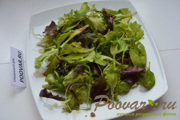 Салат микс с авокадо и тунцом Шаг 2 (картинка)