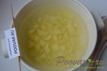 Суп с пельменями и картошкой Шаг 2 (картинка)