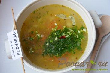 Суп с пельменями и картошкой Шаг 6 (картинка)