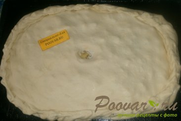 Пирог с картофелем и луком Шаг 11 (картинка)