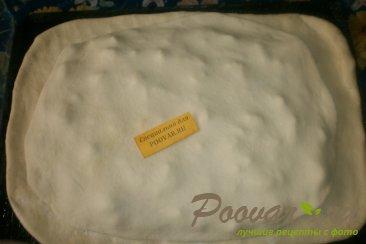 Пирог с картофелем и луком Шаг 10 (картинка)
