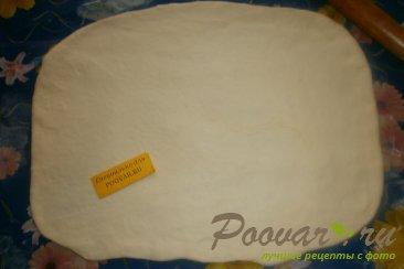 Пирог с картофелем и луком Шаг 6 (картинка)