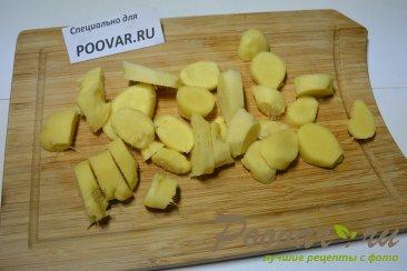 Варенье с имбирем и лимоном Шаг 1 (картинка)
