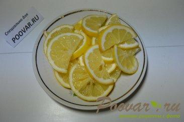 Варенье с имбирем и лимоном Шаг 2 (картинка)