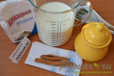 Молочный кисель Шаг 1 (картинка)