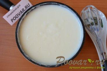 Молочный кисель Шаг 3 (картинка)