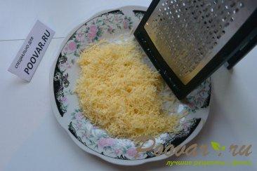 Горячие бутерброды с луком, сыром и яйцом Шаг 2 (картинка)