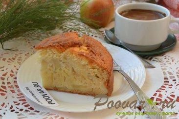 Пирог яблочный Изображение