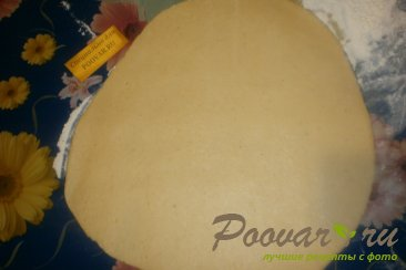 Печенье с кремом из сырковой массы Шаг 4 (картинка)