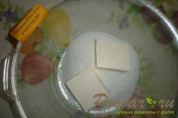 Печенье с кремом из сырковой массы Шаг 1 (картинка)