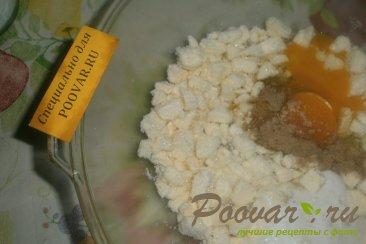 Печенье с кремом из сырковой массы Шаг 2 (картинка)