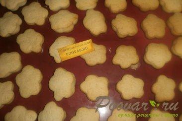 Печенье с кремом из сырковой массы Шаг 9 (картинка)