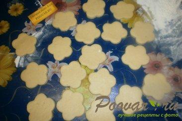 Печенье с кремом из сырковой массы Шаг 5 (картинка)