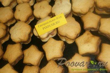 Печенье с кремом из сырковой массы Шаг 10 (картинка)