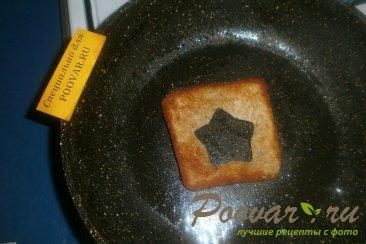Быстрый завтрак - яйцо с оливками Шаг 3 (картинка)