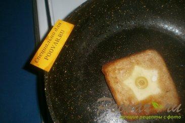 Быстрый завтрак - яйцо с оливками Шаг 5 (картинка)