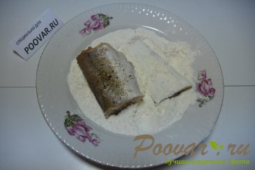 Рыба с овощами Шаг 7 (картинка)