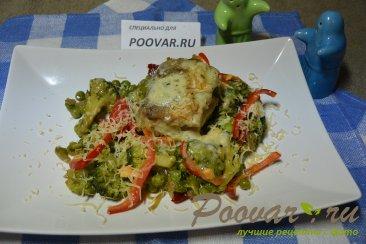 Рыба с овощами Шаг 13 (картинка)