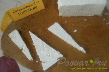 Закуска на печенье крекер Шаг 2 (картинка)