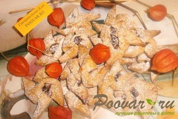 Финское рождественское печенье с финиками Изображение