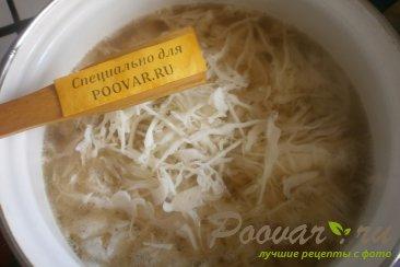 Борщ постный с фасолью и грибами Шаг 8 (картинка)