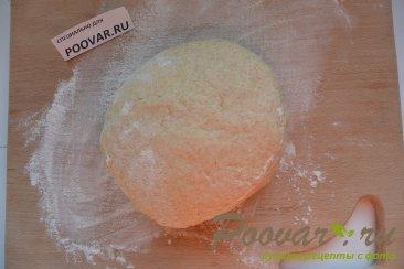 Быстрое тесто на кефире для жаренных пирожков Изображение