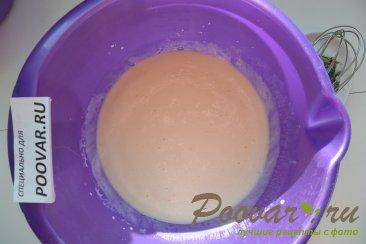 Быстрое тесто на кефире для жаренных пирожков Шаг 2 (картинка)