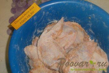 Сладкие куриные крылышки по-корейски Шаг 4 (картинка)