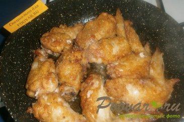 Сладкие куриные крылышки по-корейски Шаг 6 (картинка)