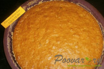 Морковный пирог Шаг 9 (картинка)